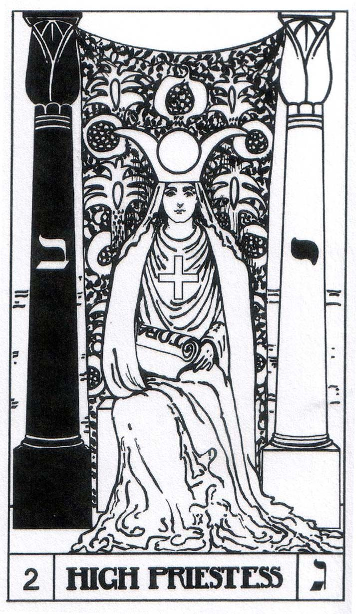 High Priestess - Builders of the - 199.8KB