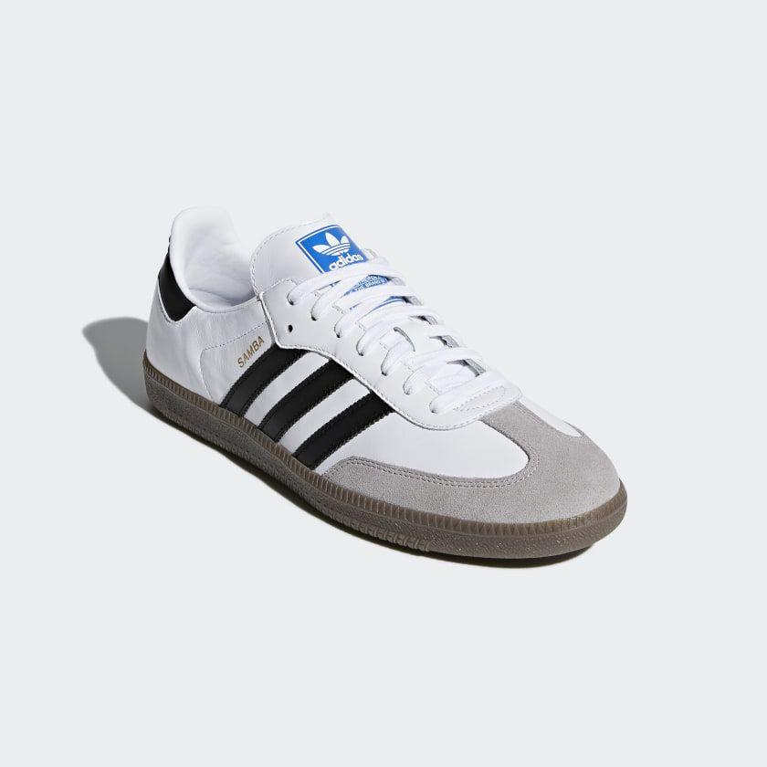 adidas Samba OG Shoes - White   adidas