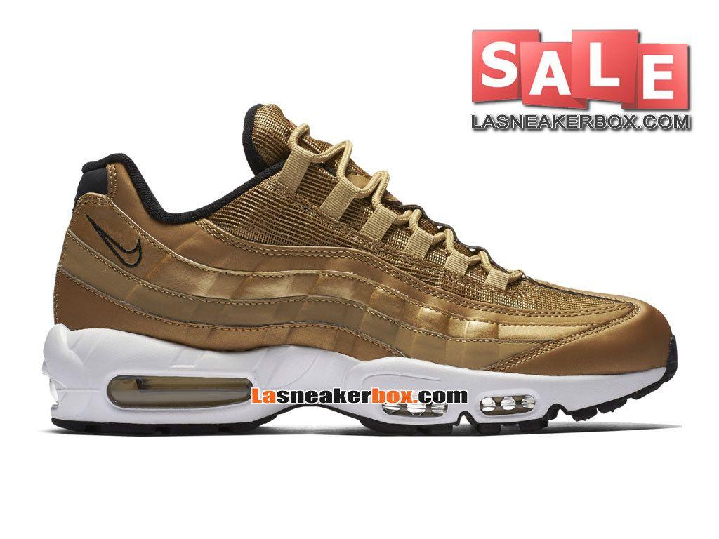 nike air max 95 premium qs chaussures nike sportswear pas
