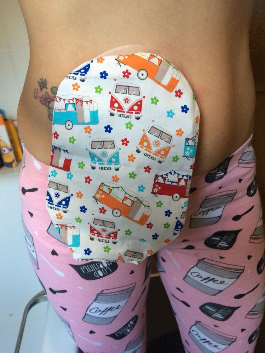Cool Ileostomy Bag Cover