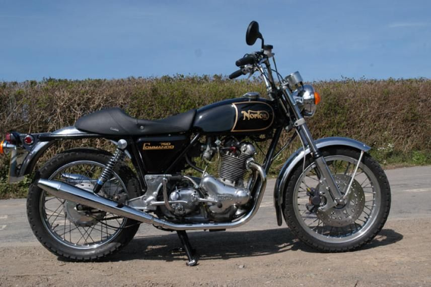 Handle Bar Switch Electrics Norton Commando Classic Motorcycles