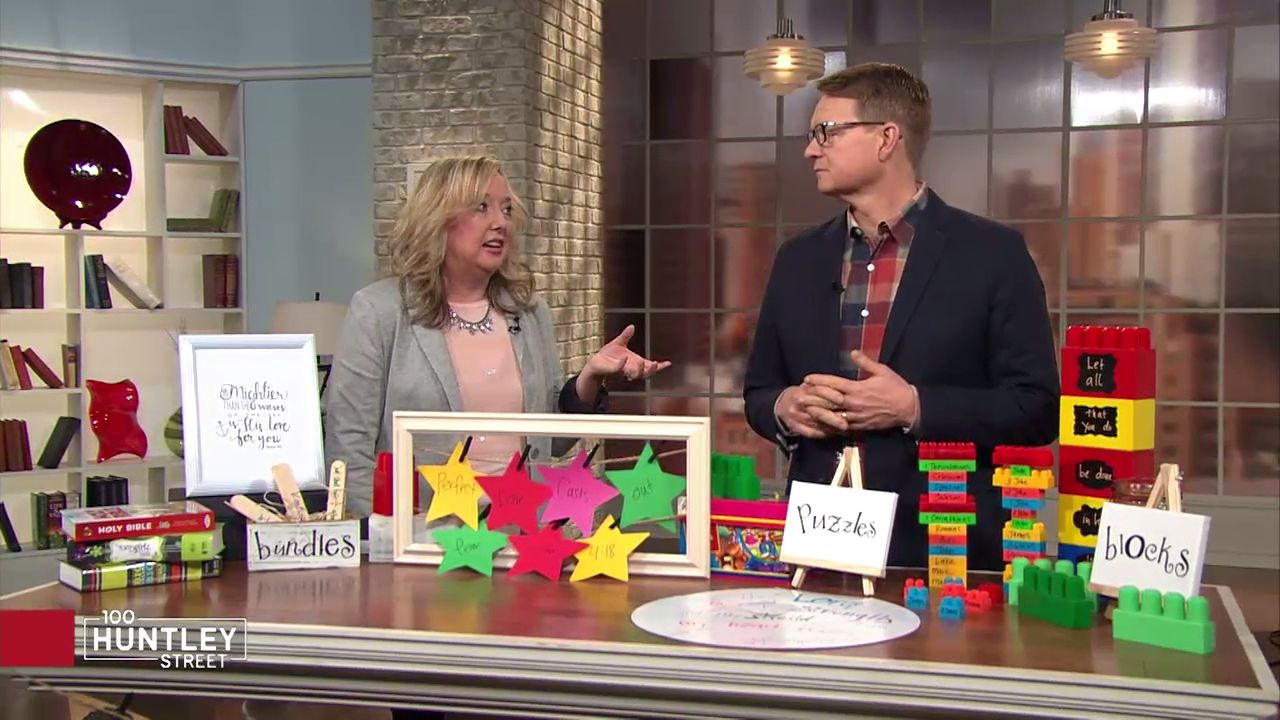 100 Huntley Street: 4 Fun Ways to Memorize the Bible with Your Kids