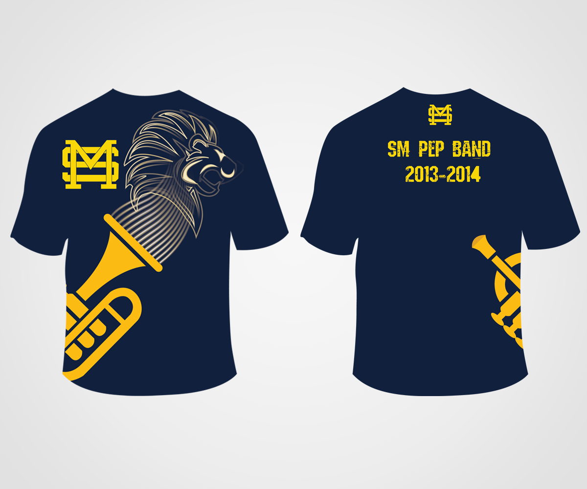 T Shirt Design Ideas For Schools school t shirts design custom school shirts school tee shirts at Find This Pin And More On Pep Band Shirts 2015 High School Pep Band T Shirt Design