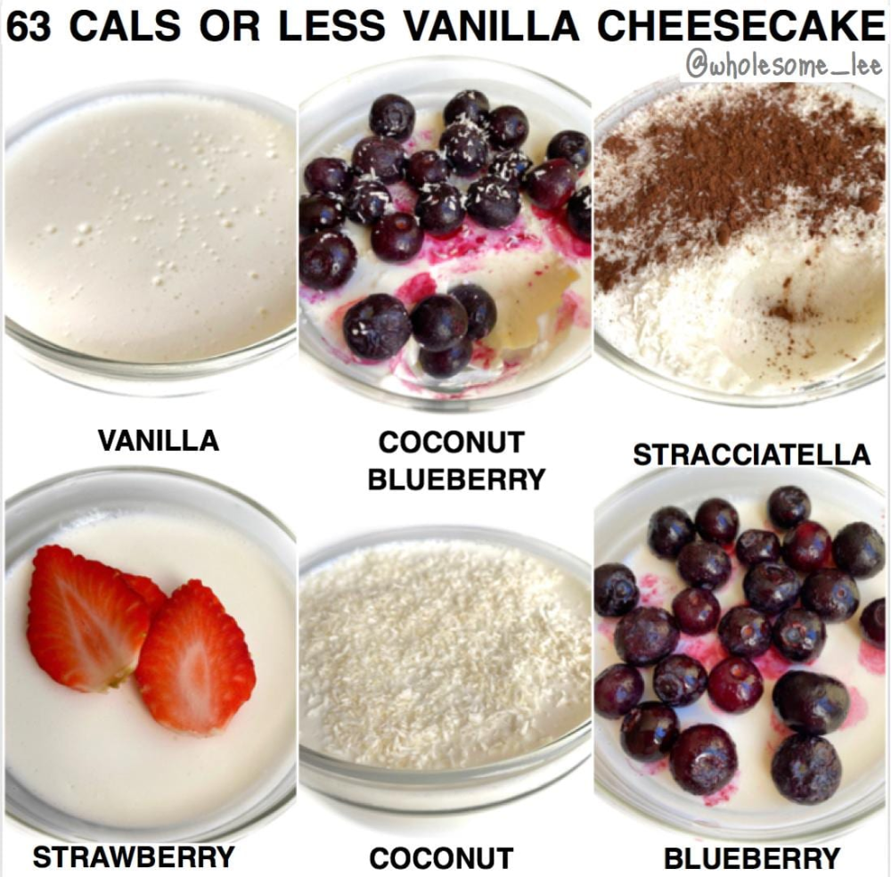 Low Calorie Vanilla Cheesecake - Wholesome Lee   Recipe in ...
