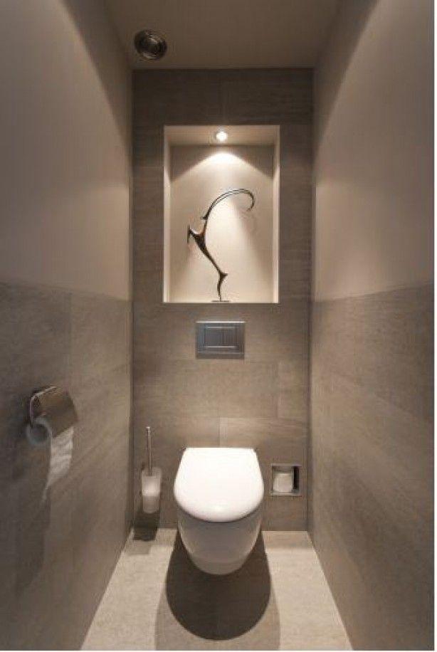 Resultado de imagen para verlichting voor toilet | Renovación ...