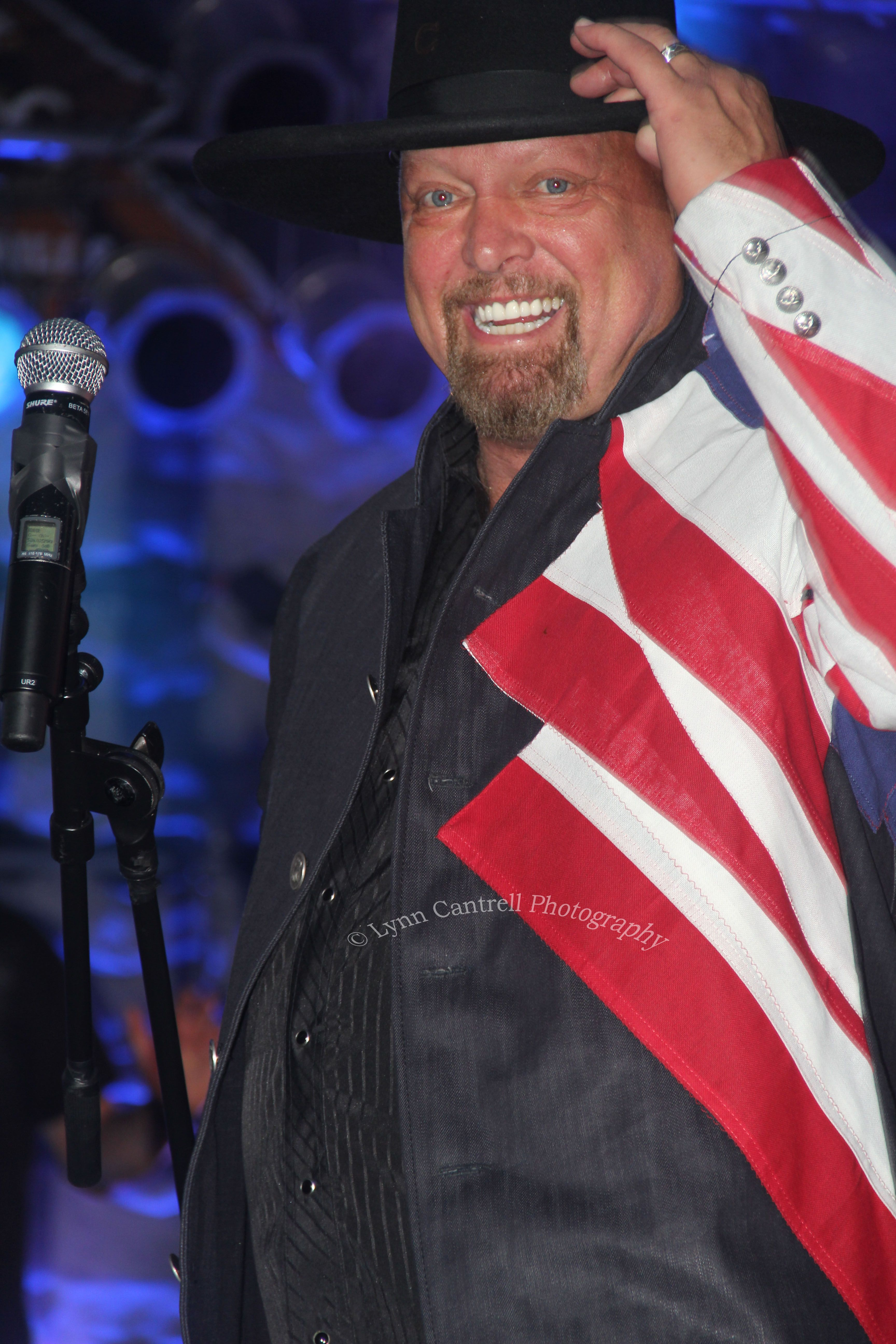 Montgomery Gentry at the Tennessee State H.O.G. Rally