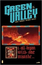 Max Landis Brings GREEN VALLEY to Image in October
