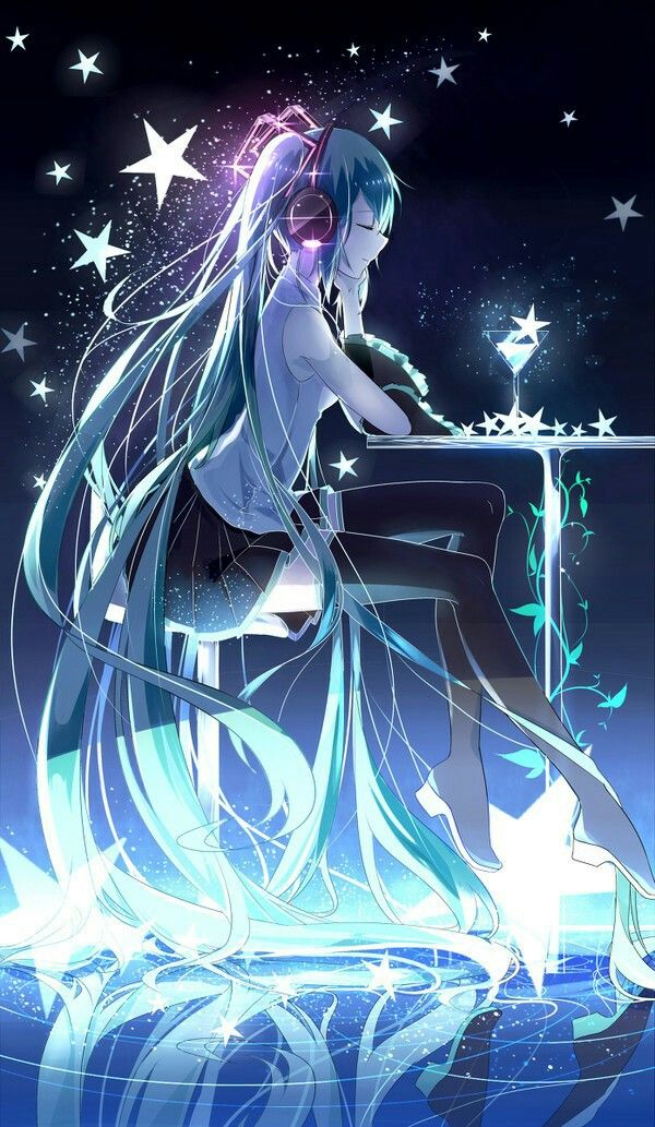 Check out my board for more awesome anime pictures hatsune miku pinterest manga dessin - Dessins manga fille ...
