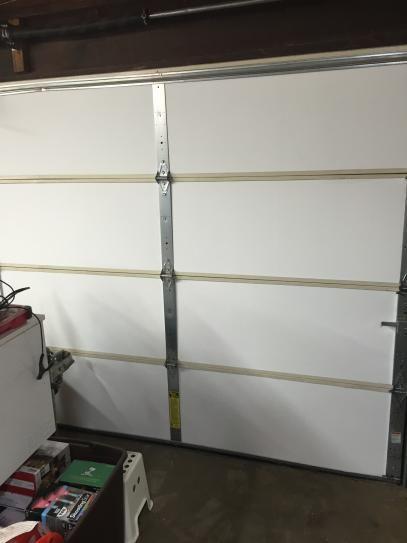 Null Garage Door Insulation Kit 8 Pieces Pinterest Garage Door