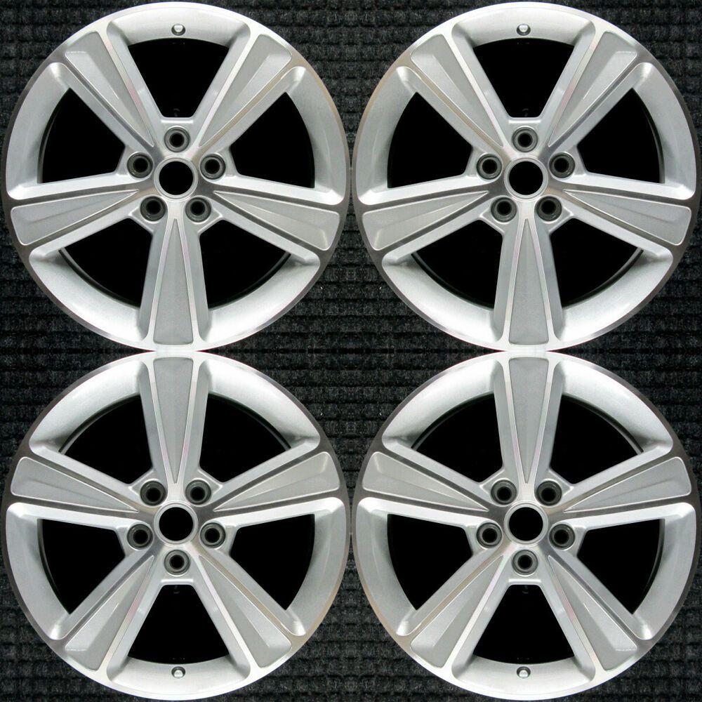 Advertisement Ebay Set 2012 2013 2014 2015 2016 Chevrolet Cruze Oem Factory 17 Oe Wheels Rims 5522 Wheel Rims Chevrolet Cruze Oem Wheels