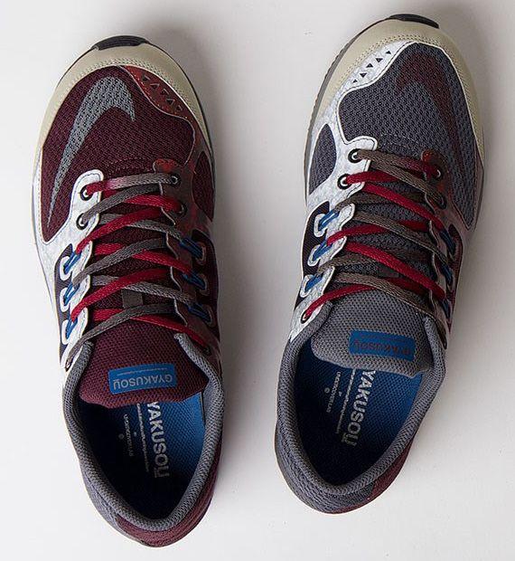 Nike x UNDERCOVER Gyakusou Lunarspeed AXL JP Dark Grey