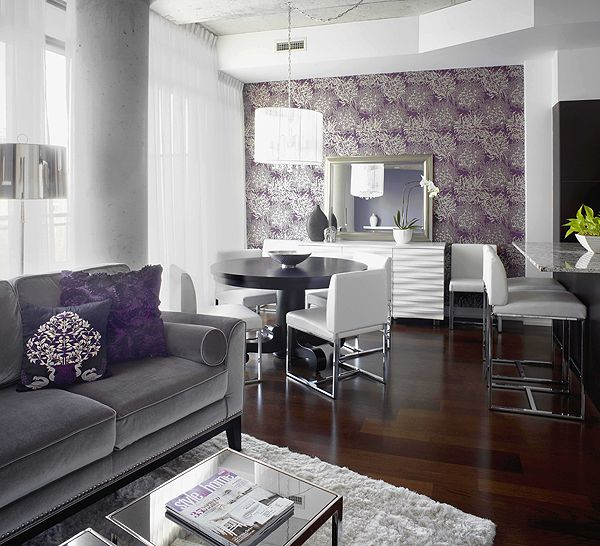 Contemporary Condo Furniture Scottsdale Az Contemporary: How To Use This Shade Effectively