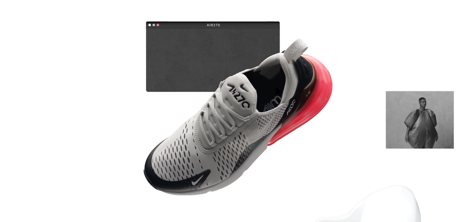 Ben Sherman Payton Chukka Herren Grau Casual Fashion Sneakers Schuhe