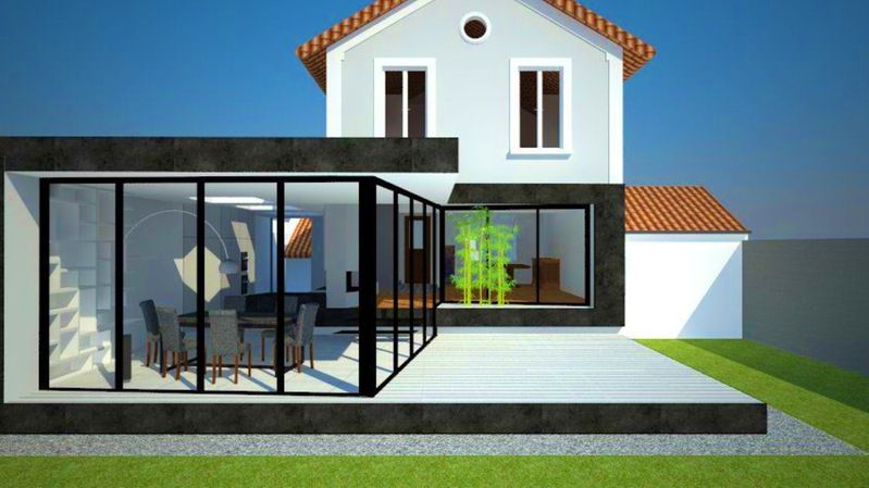 Cout D Une Extension De Maison – Grenoble | Decoration | Maison A
