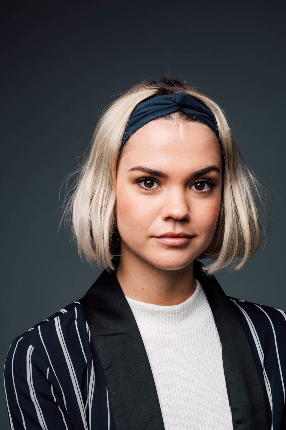Maia Mitchell Hair Maia Mitchell Hair Hair Styles Short Hair Styles