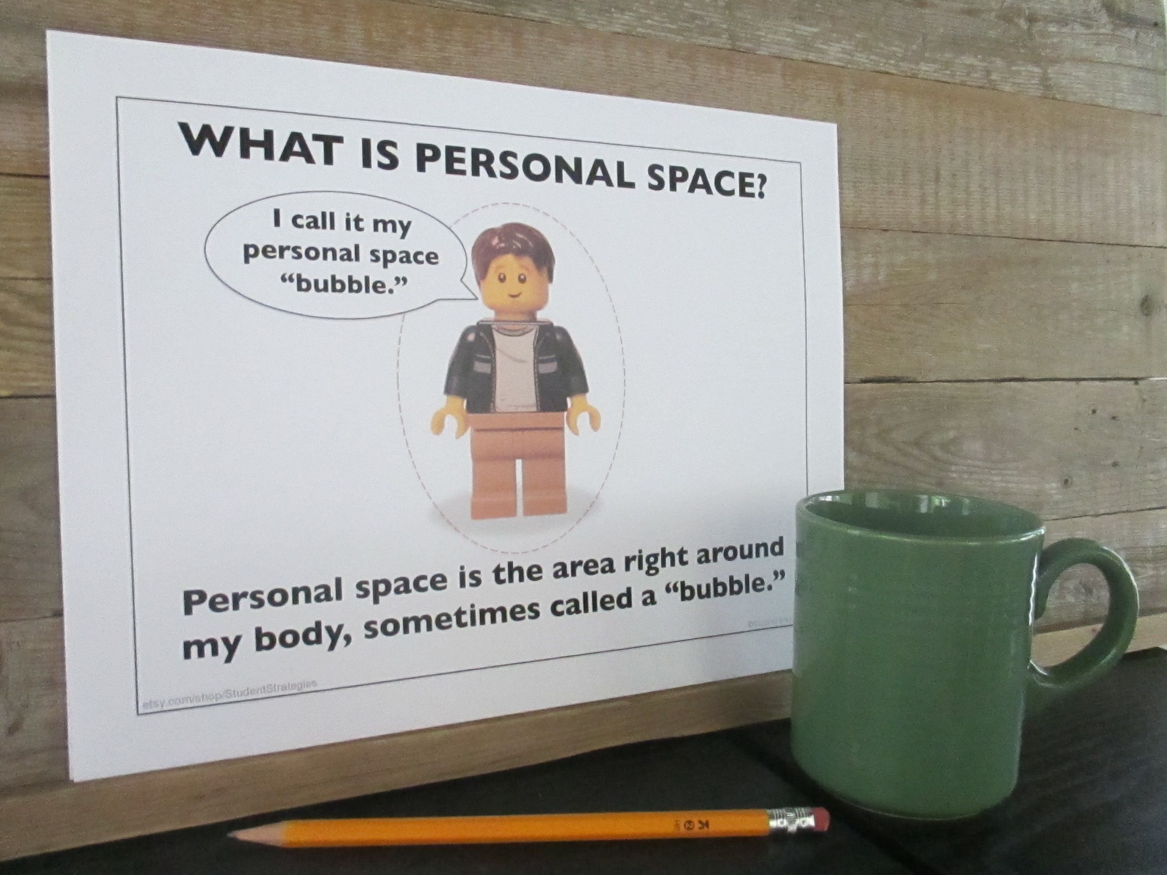 Help Students Understand Rules Of Personal Space In A Fun