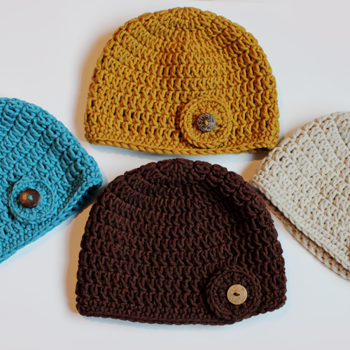 Crochet Me Lovely Crochet Hat Pattern Rescued Paw Designs