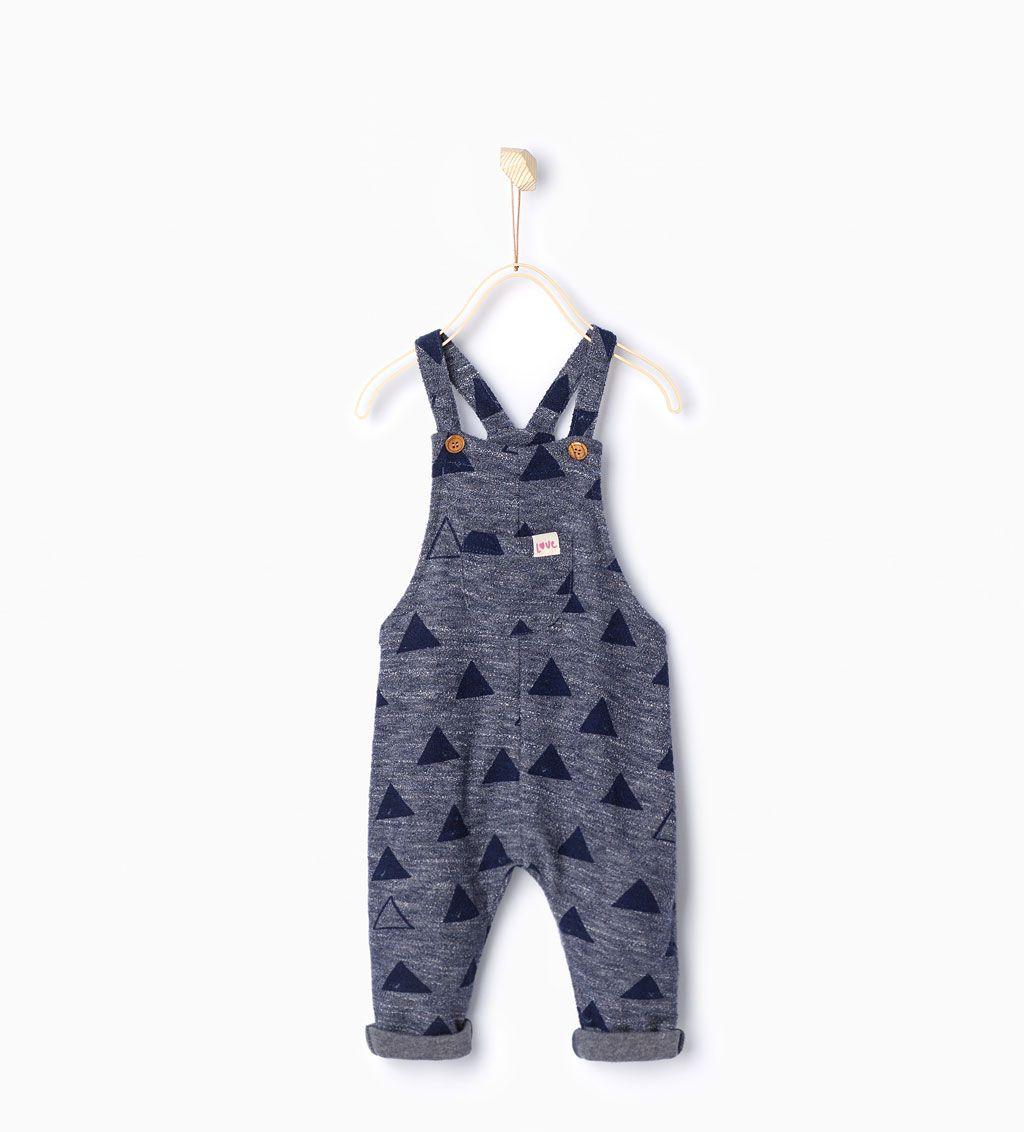 Peto triángulos-Vestidos y Monos-Bebé niña  76717ecf17ae