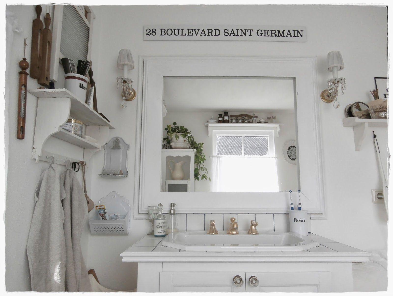 Shabby Bagno ~ Shabby and charme: una favolosa stanza da bagno in stile shabby