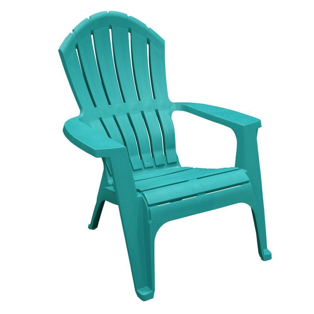 Mushroom Resin Plastic Adirondack Chair 240855 Patio Chairs