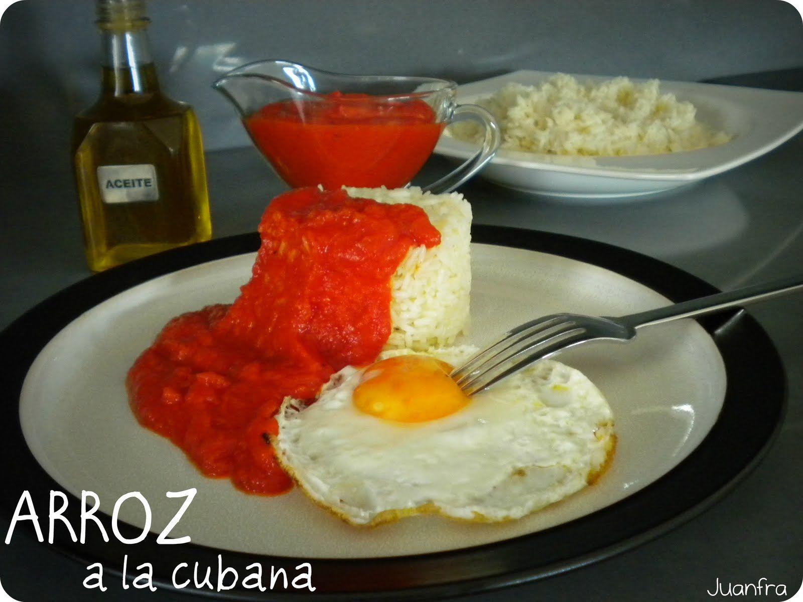 Arroz a la cubana sounds weird but i had it in spain and it was recipes arroz a la cubana sounds weird but i had it in spain and it forumfinder Gallery