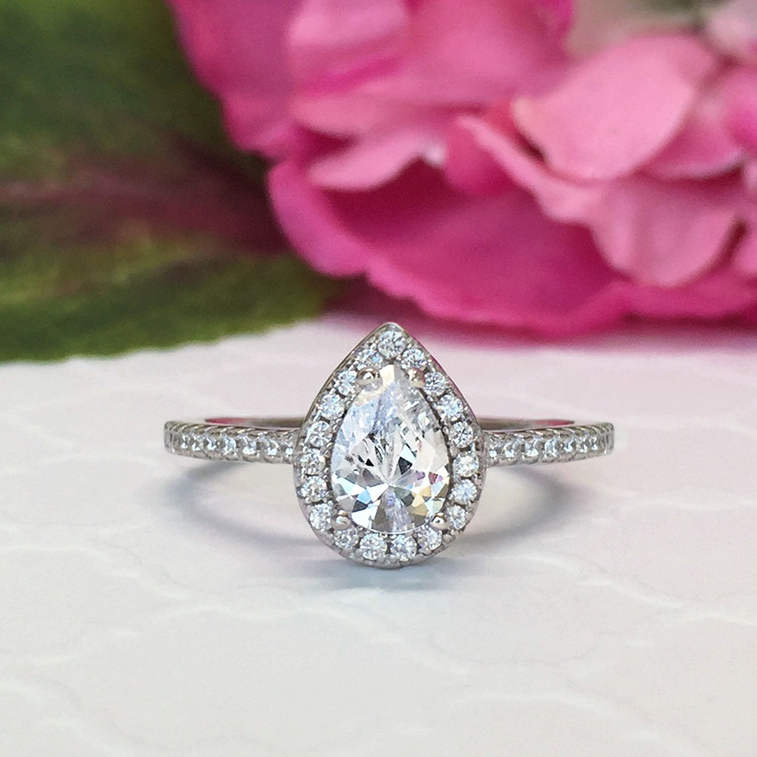 Pin by Best Style Jewellery on Dream Ring | Pinterest | Halo ...