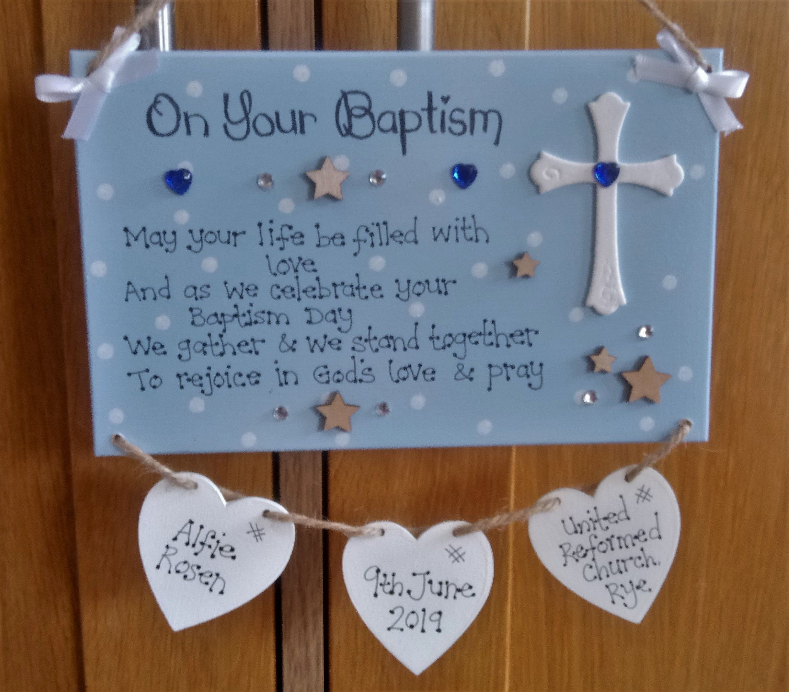 Pin On Gifts For Christenings Baptisms