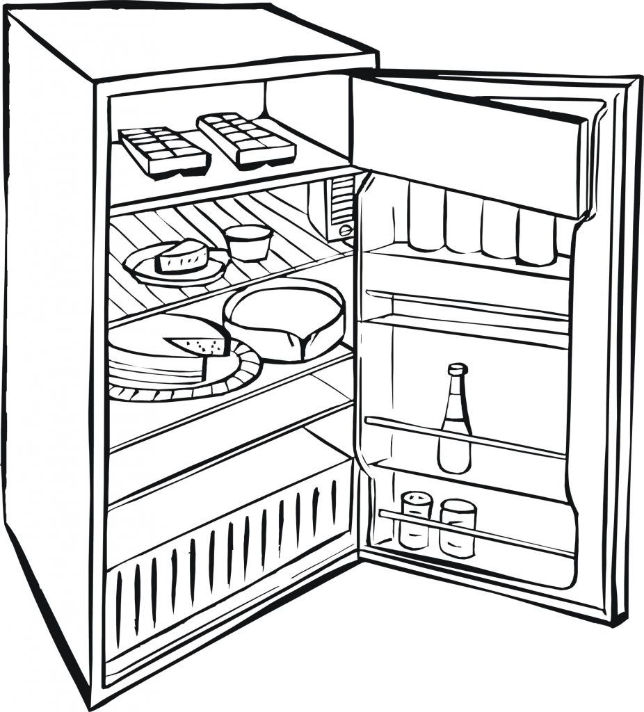 food coloring pages