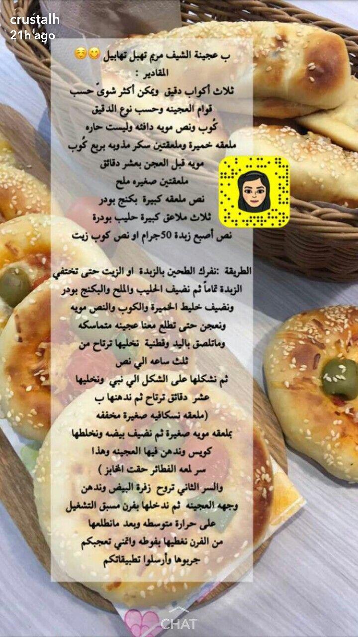 عجينة الشيف مريم Tunisian Food Recipes Save Food