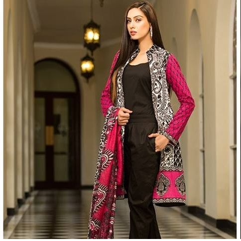 4e74a77625 Zainab Chottani Lawn (replica) 2015 Spring/Summer Collection Latest Design.  price 3000.frree home delivery. for order msg on pinterest and wats app on:  ...