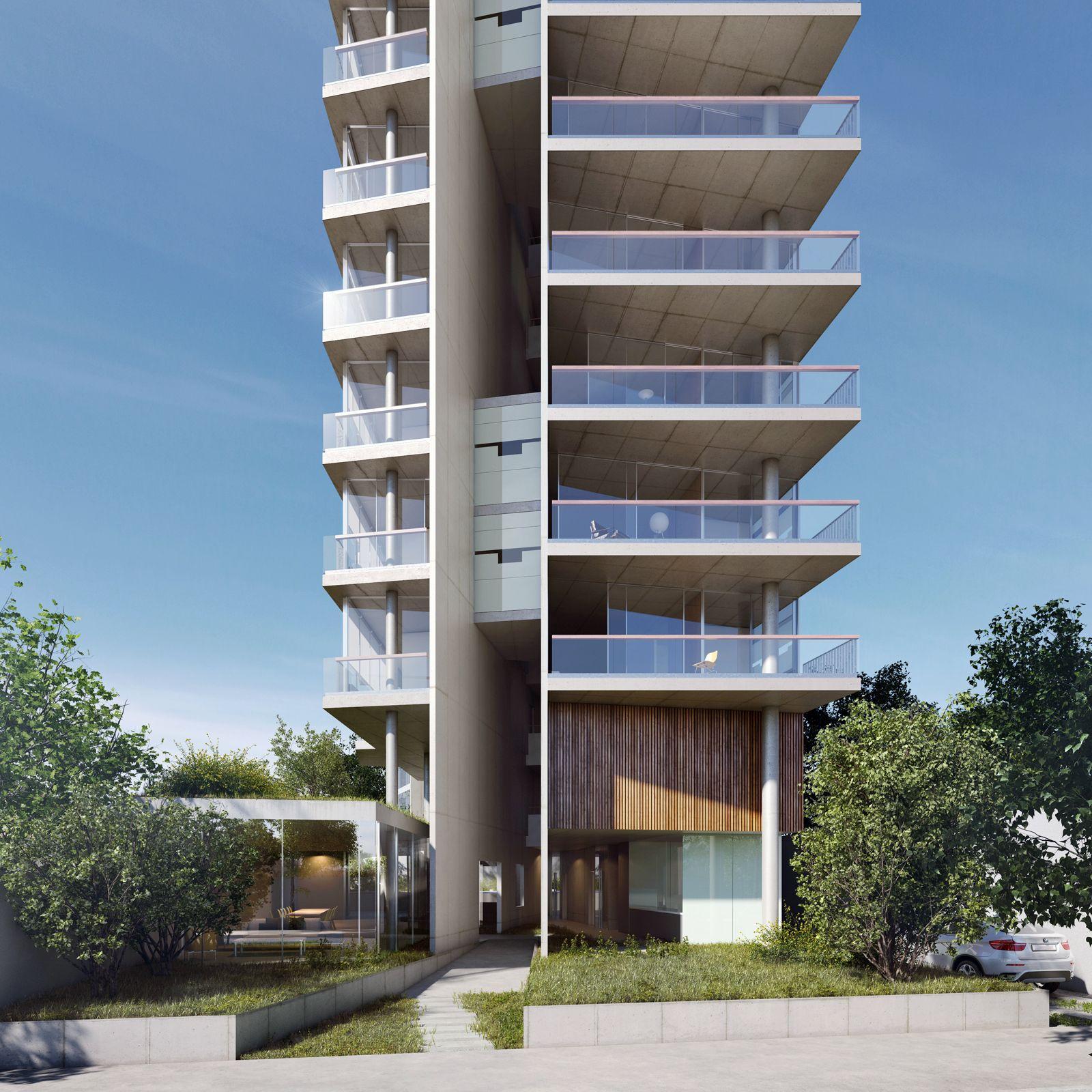 jfl building | sp brazil architecturespbr arquitetos renderingsricardo canton