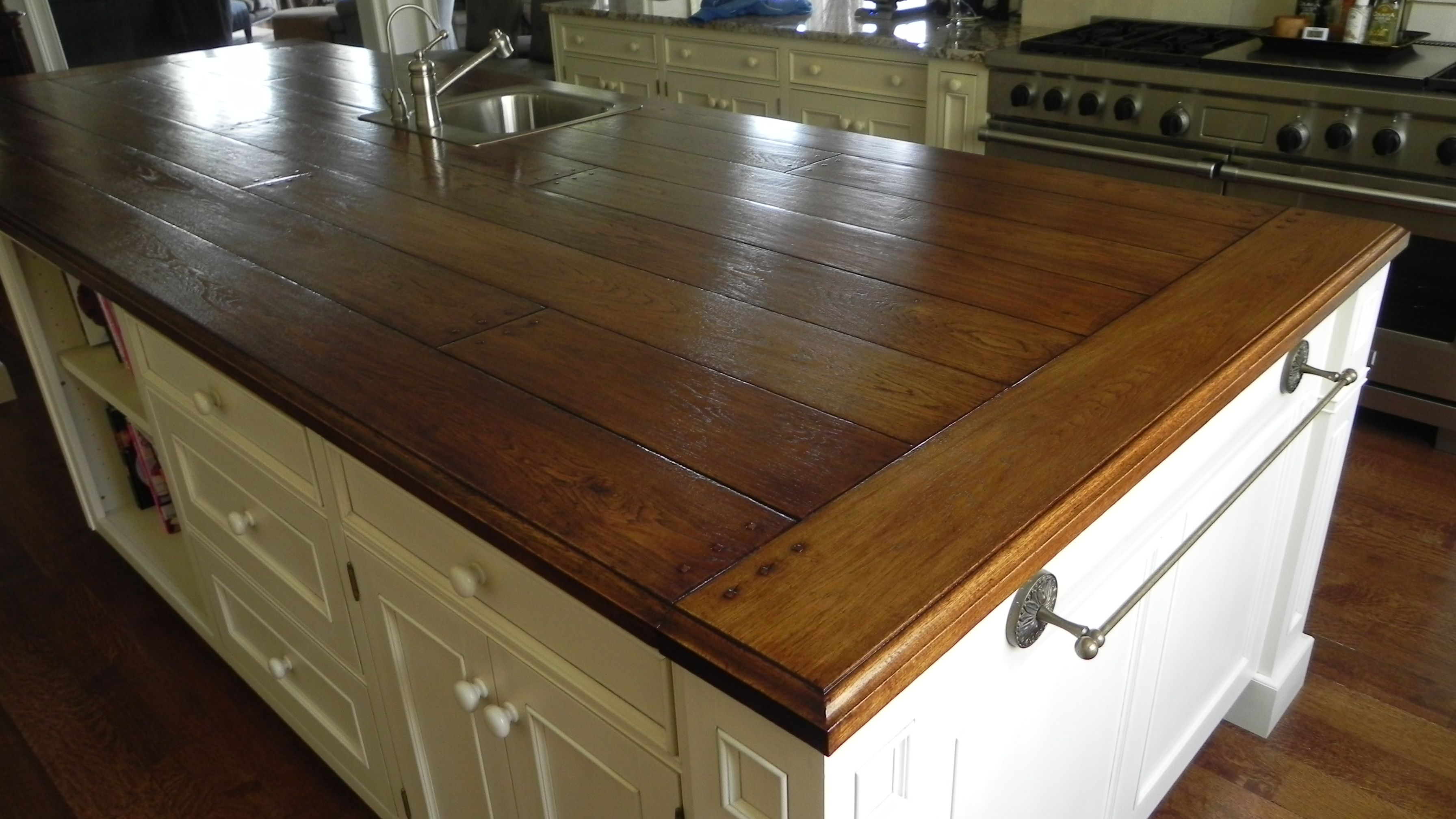 Hard Wood Floors Counter Top Legendary Hardwood Floors