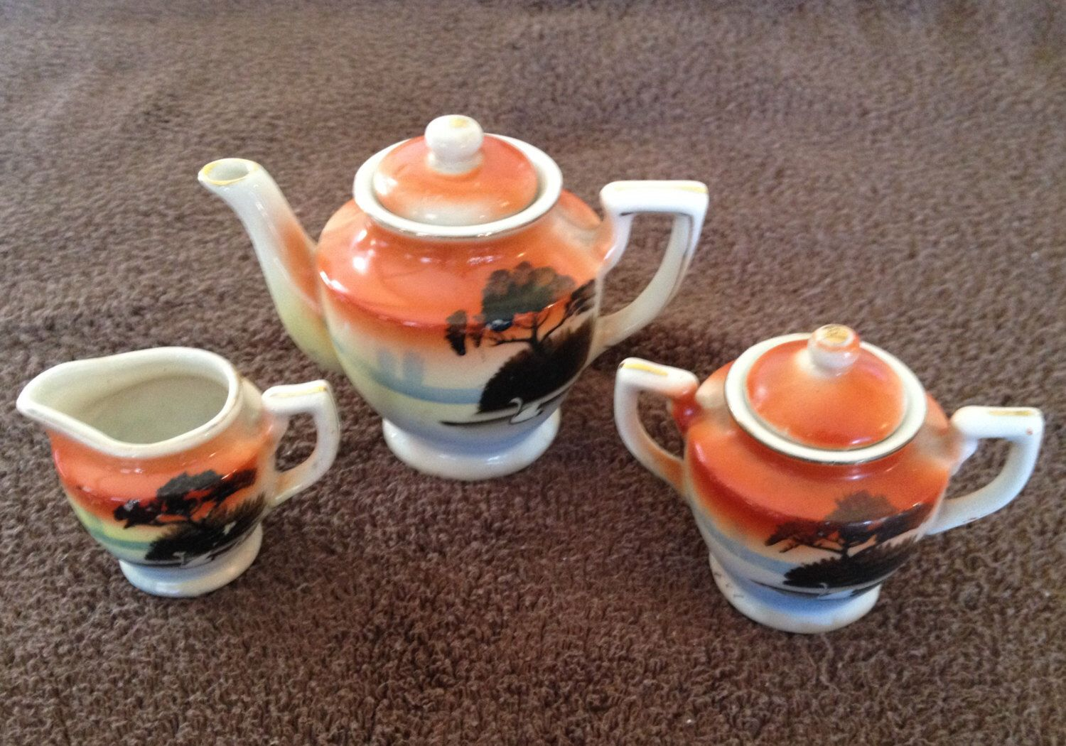 Pin by ThriftyGal7 on Money In the Bank | Tea pots, Tea set, Tea