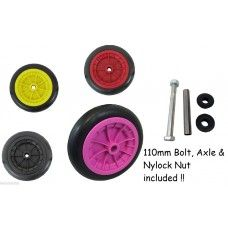 12 Solid Wheelbarrow Wheel Barrow Wheel Replacement Solid Tyre Axle Wheelbarrow Wheels Wheelbarrow Wheelbarrow Garden