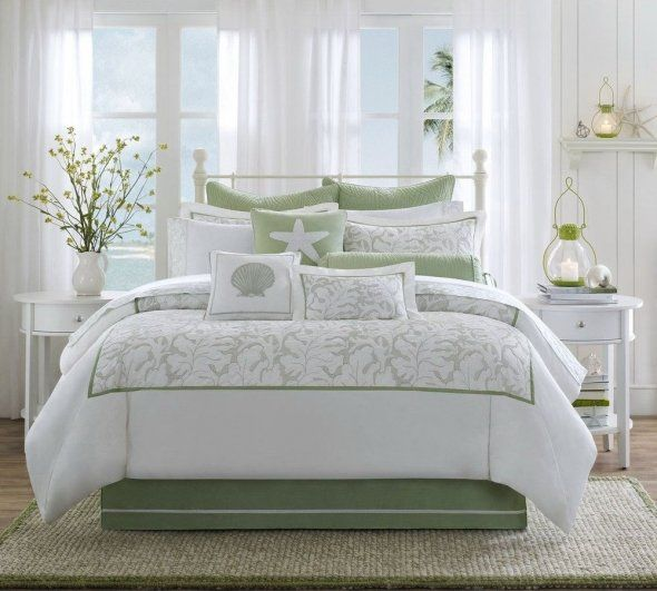 Beach Themed Bedrooms For Adults Beach Themed Bedding Modelos