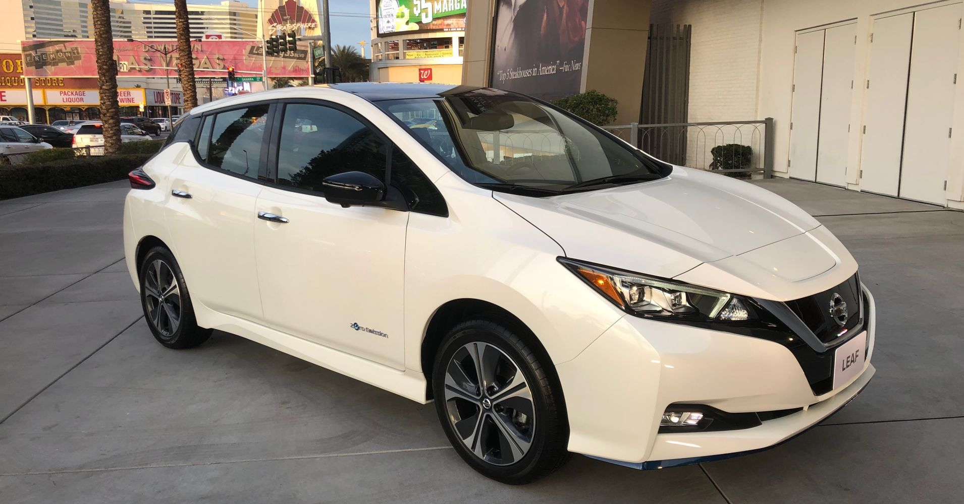 The New Nissan Leaf Plus Will Go On Sale In Early Spring And Will Deliver An Estimated 226 Miles Per Charge Of Its Lithium Ion Ba Nissan Leaf Nissan New Nissan