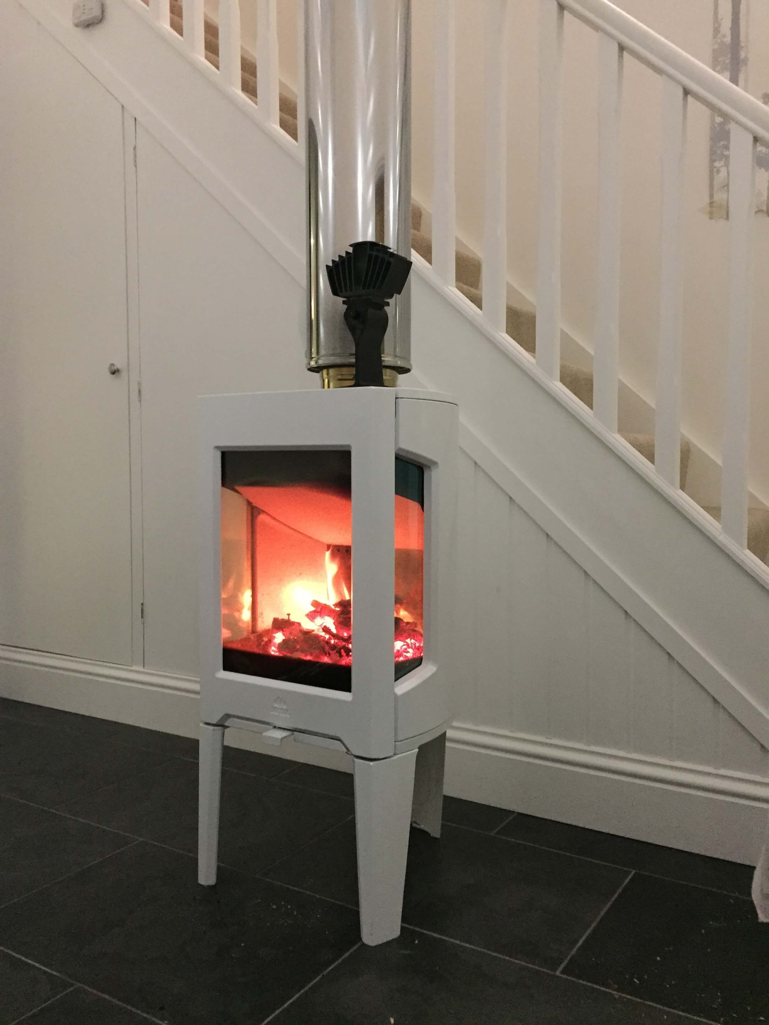 Image Result For Jotul F163 Wood Burning Stove In White
