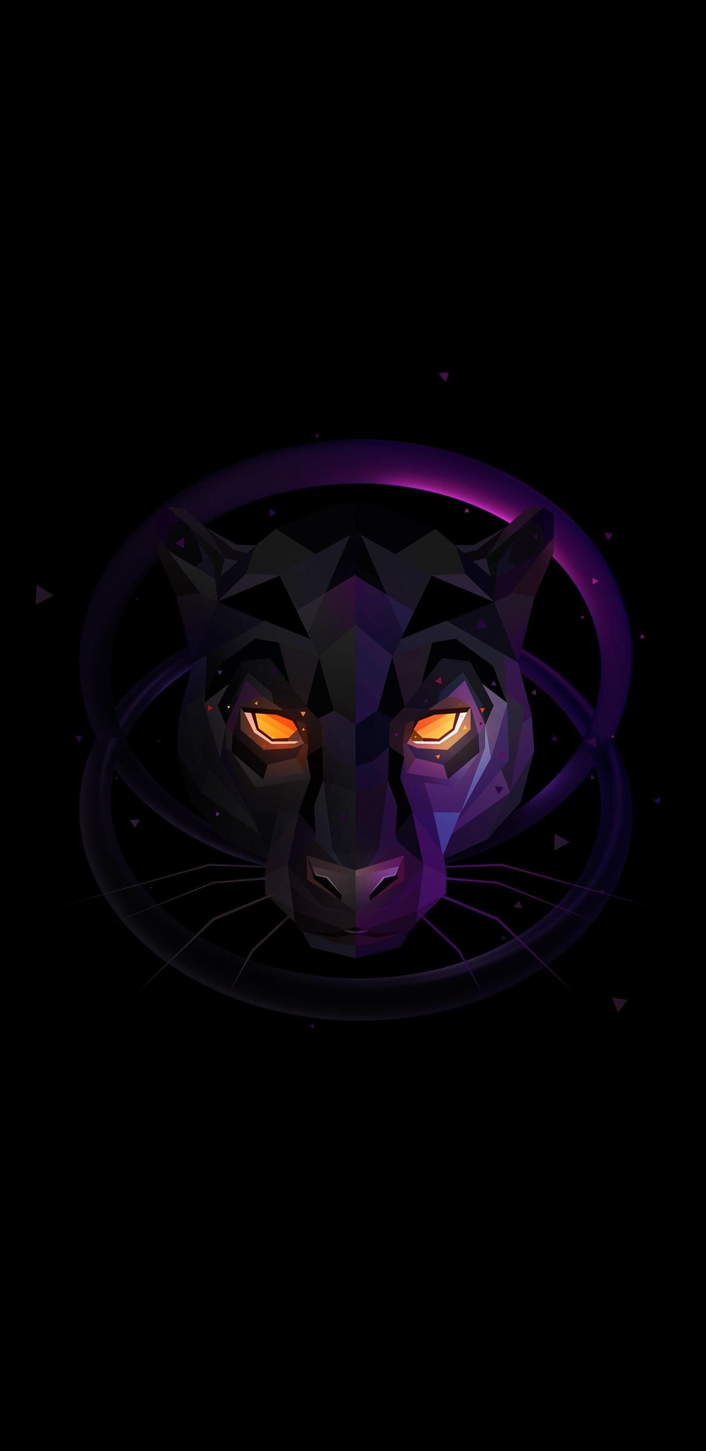 Panthera by Justin Maller Android wallpaper, Phone