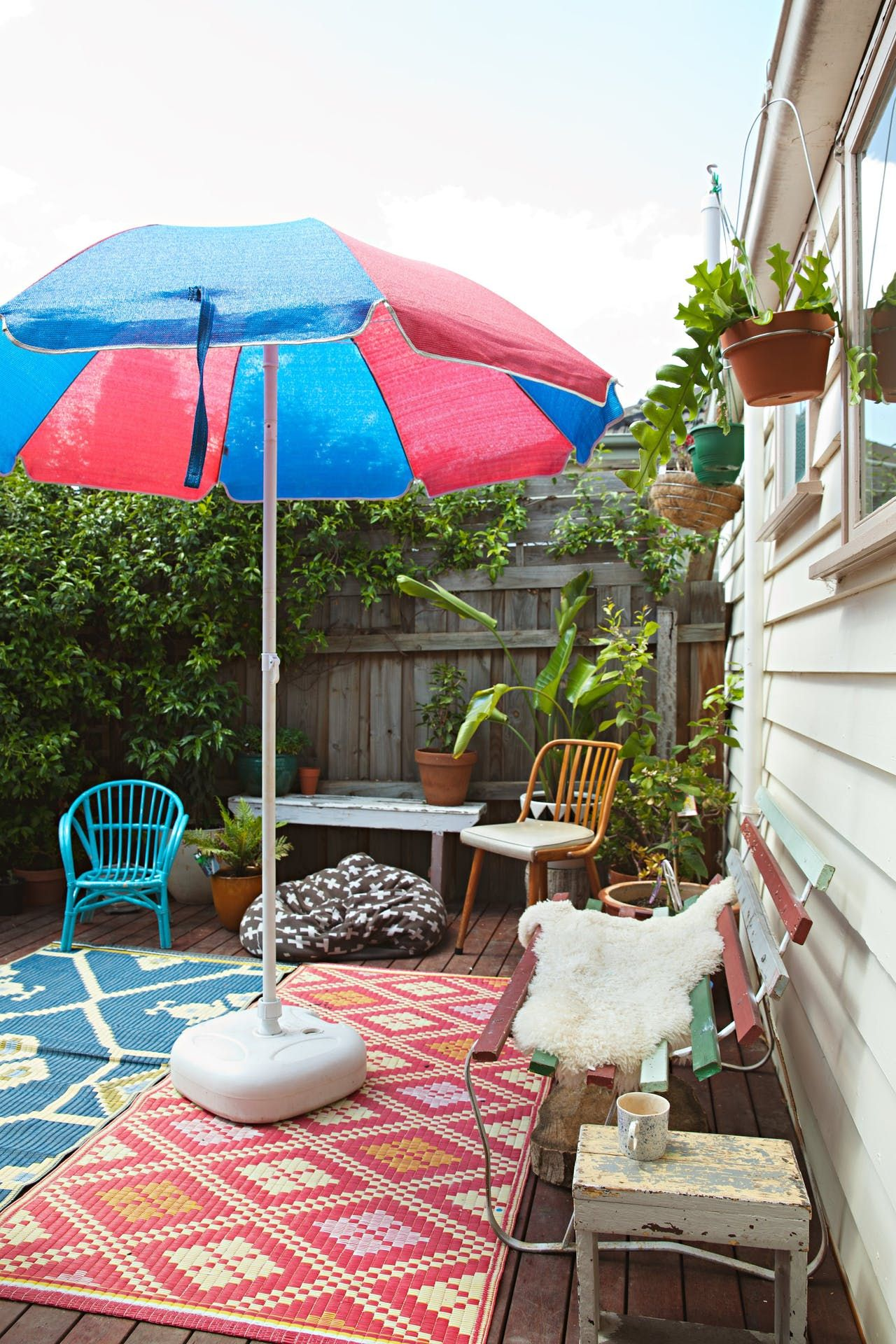 Kerstin & Andy's Colorful and Happy Family Home in ...
