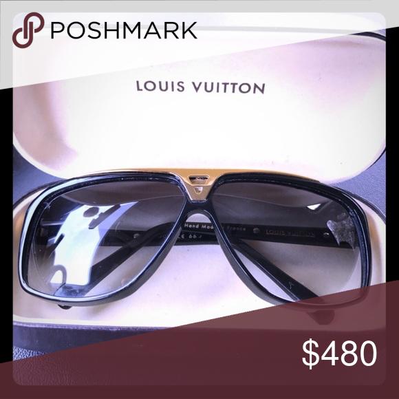 4fed679e9a8 Louis Vuitton Evidence Sunglasses Louis Vuitton Evidence Sunglasses Louis  Vuitton Accessories Sunglasses