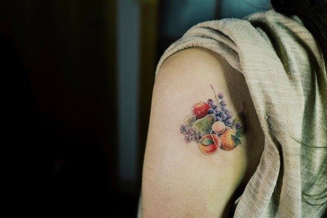 2d134d22a99bf Micro & Delicate Tattoos Art by Sol Tattoo  Studio.|FunPalStudio|Illustrations, Entertainment, beautiful, creativity,  Art, Artist, Artwork, drawings, ...