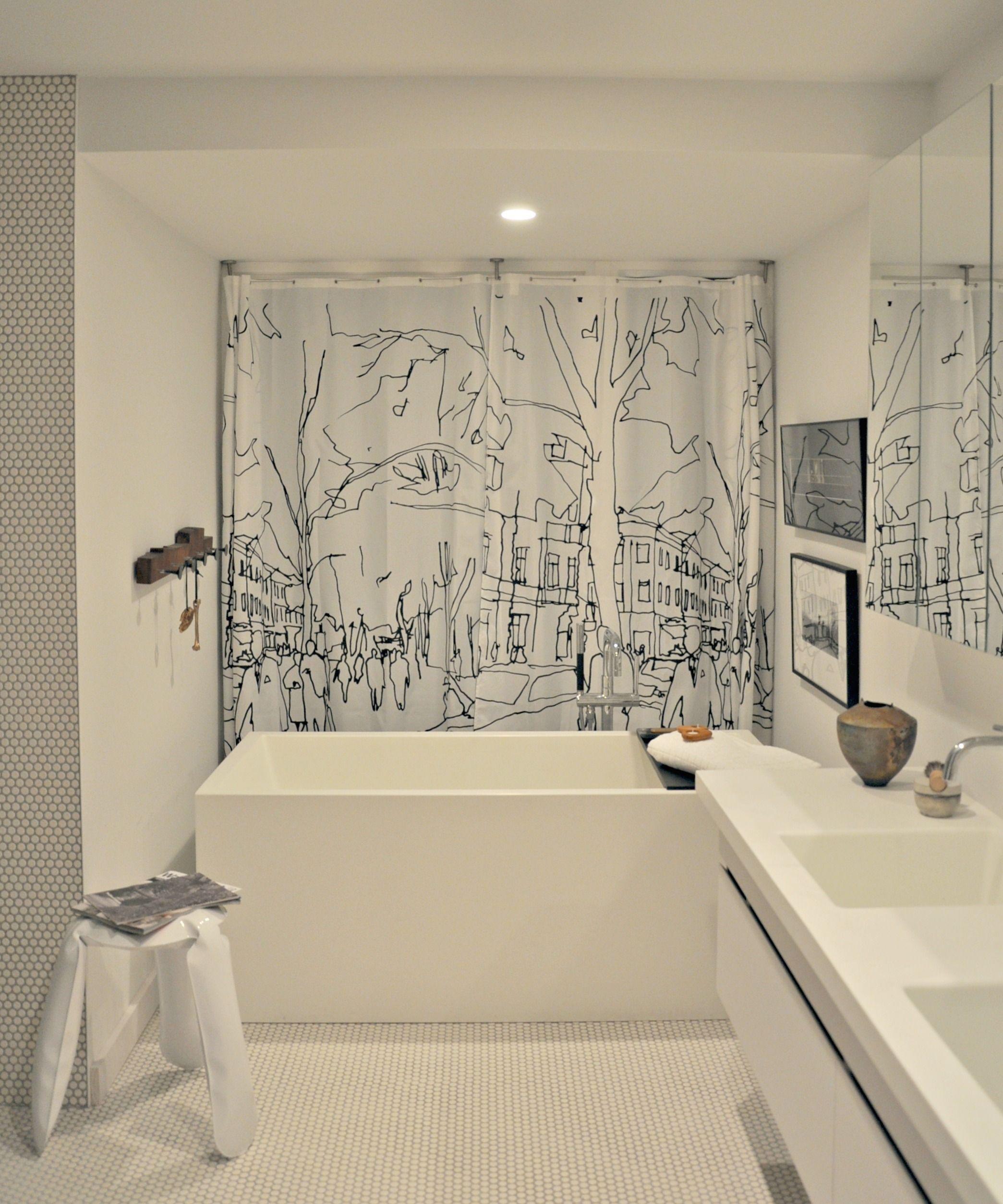 Design Driven Column: Finnish Fashion: Marimekko, New Brunswick Style |  Judith Mackin · Bathroom Window CurtainsShower ...