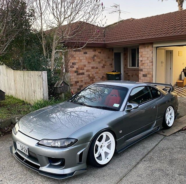 OEM+ Styled Nissan Silvia S15