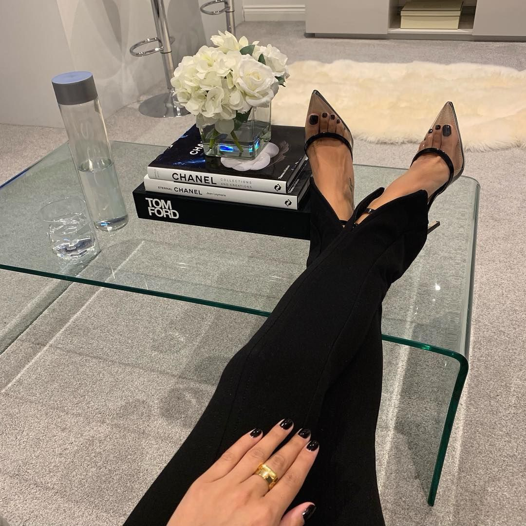 Love or hate? The Chanel shoes everyones wearing