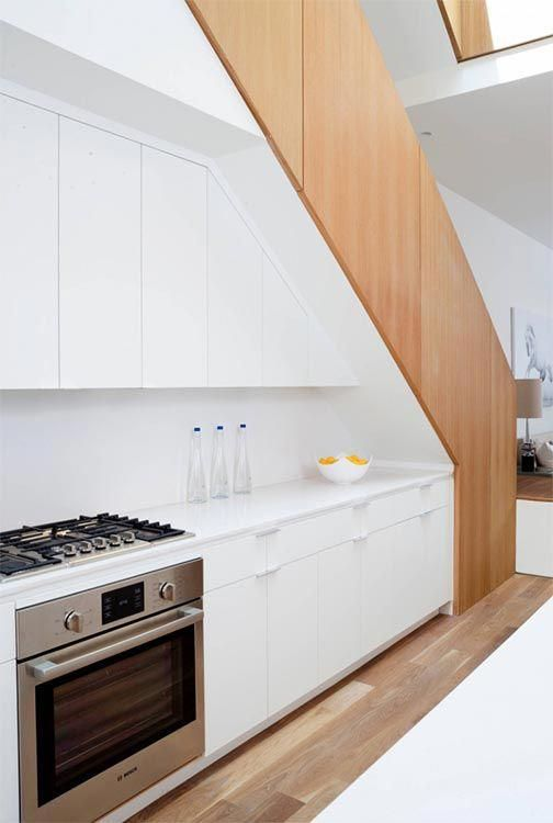 spice up your life with finished basements basementceiling basementliving basementla on kitchen under stairs id=80419
