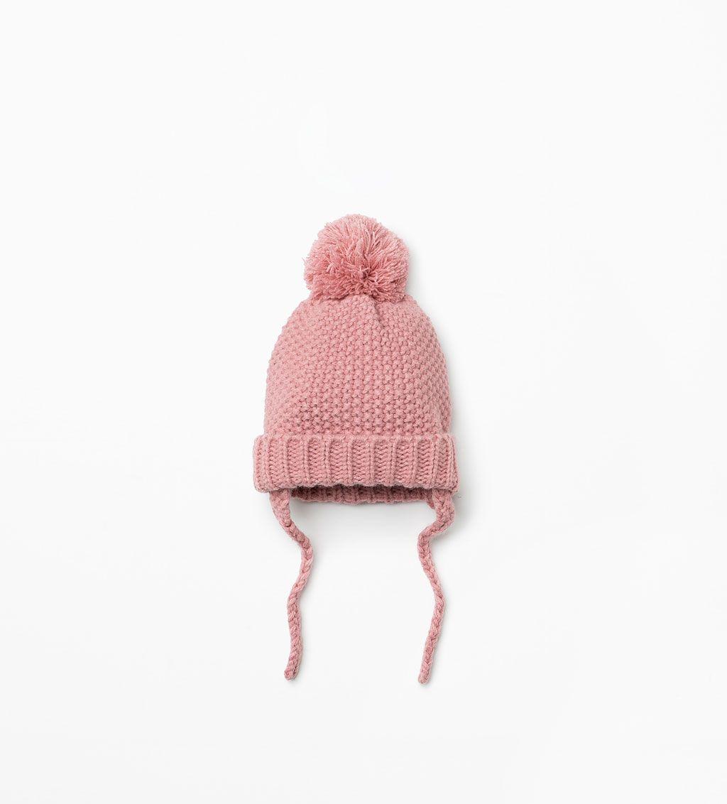 a5002f2198a Moss knit hat-Hats