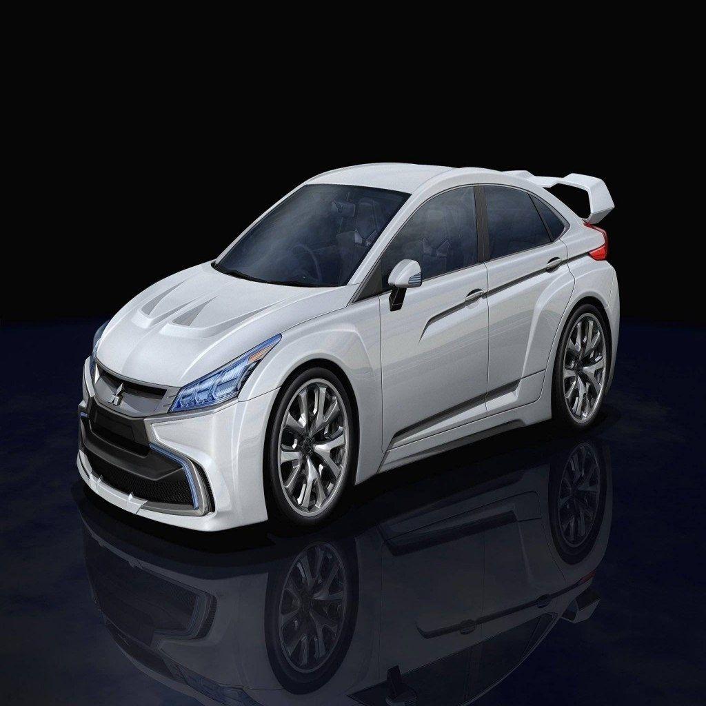 New 2019 Mitsubishi Lancer EVO XI Redesign and Concept ...