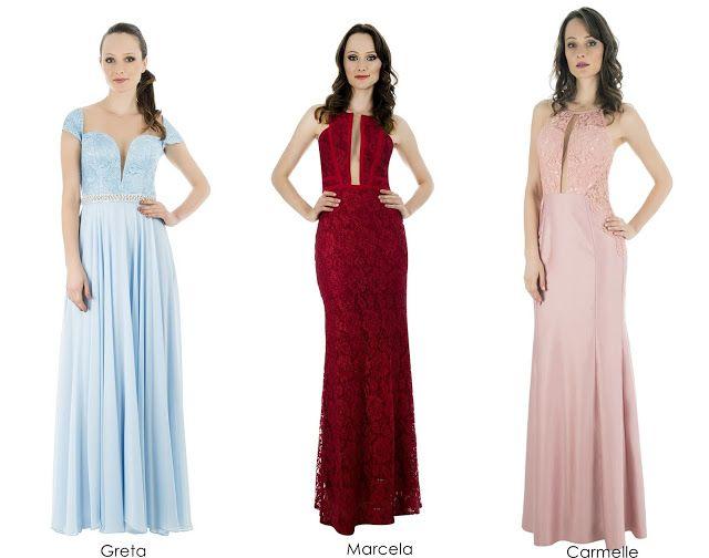 15 vestidos de festa longos de até R$1000,00