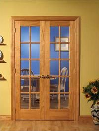 French Doors from CraftMaster available from Randolph-Bundy ...