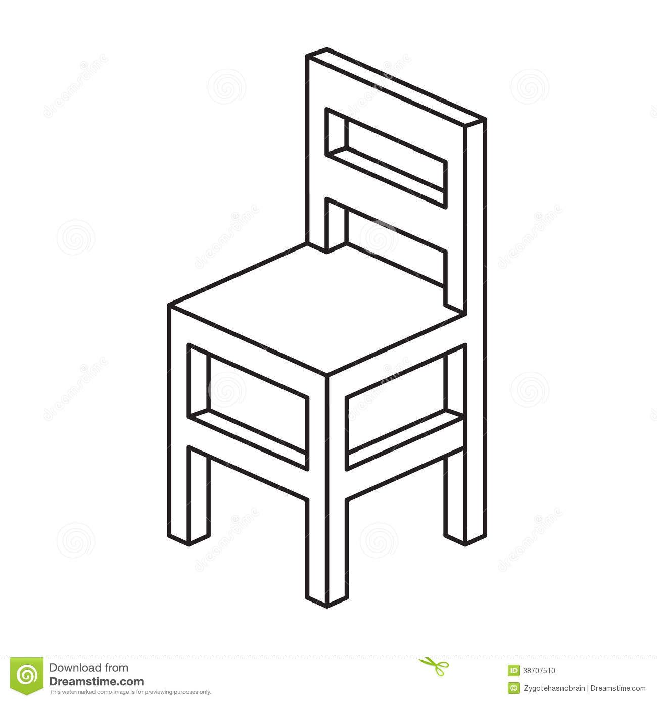 117 Reference Of Chair Drawing Outline In 2020 Chair Drawing Chair House Design Photos